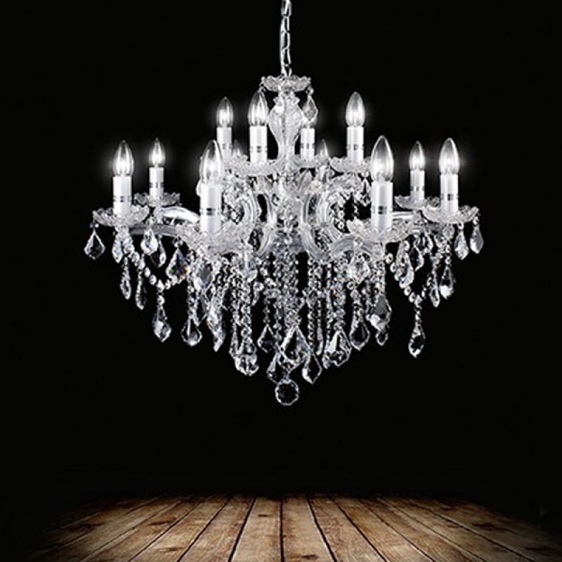 Chandelier FLORIAN SP6 Chrome