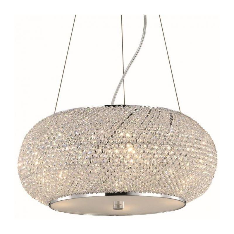 Chandelier PASHA SP6 Chrome