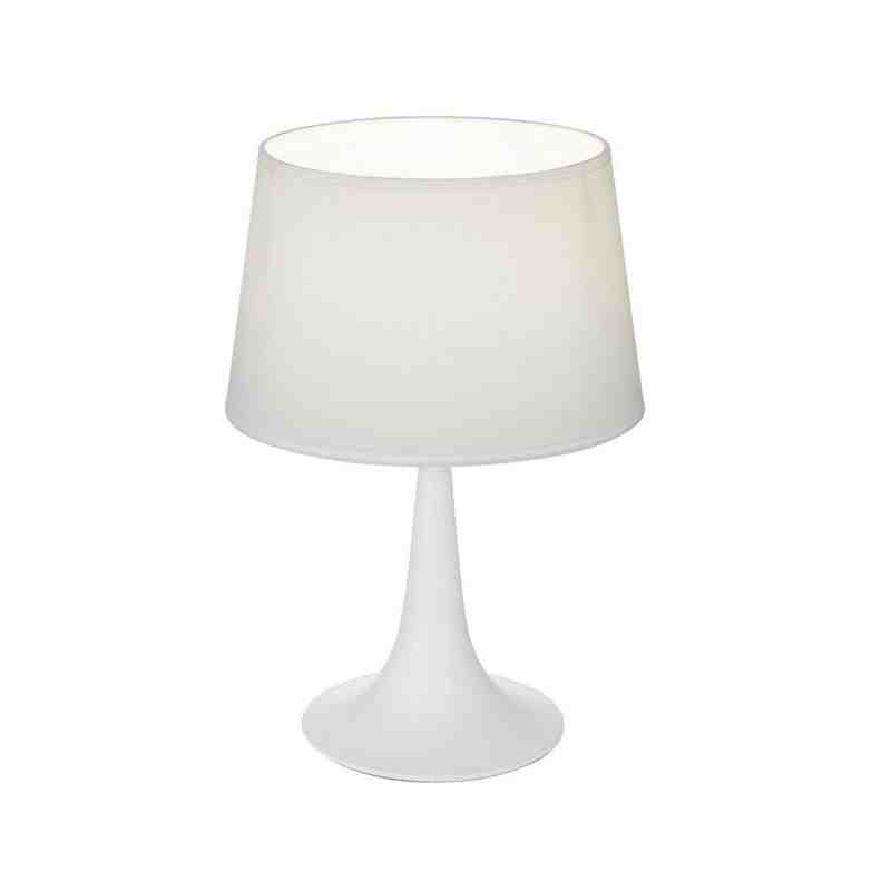 Table lamp LONDON TL1 Big White