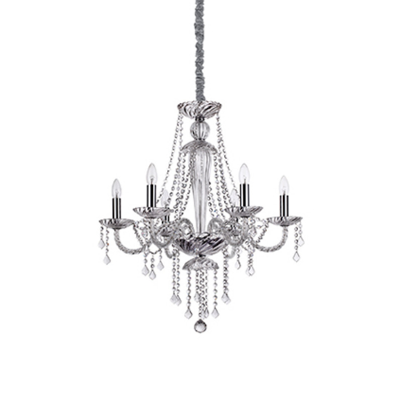 Chandelier AMADEUS SP6 Transparent