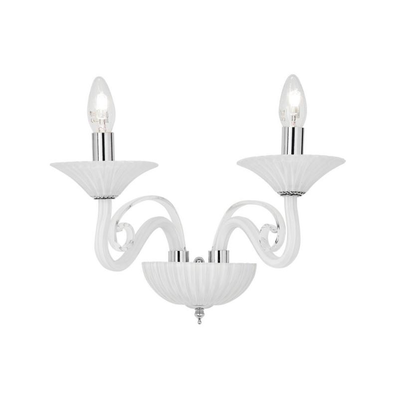 Wall lamp MAXIMILIAN AP2 White