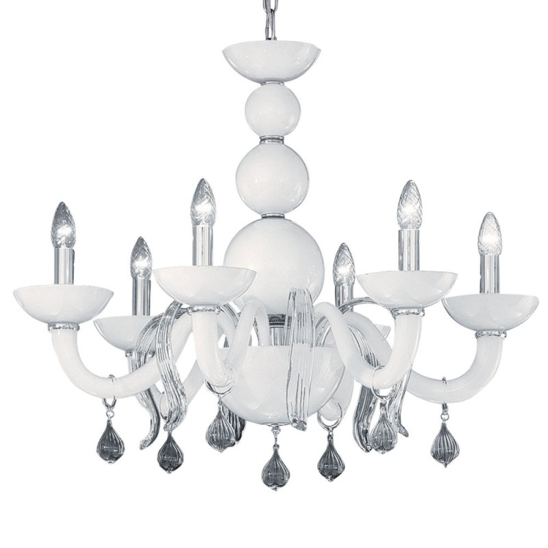 Chandelier WINDSOR SP6 White