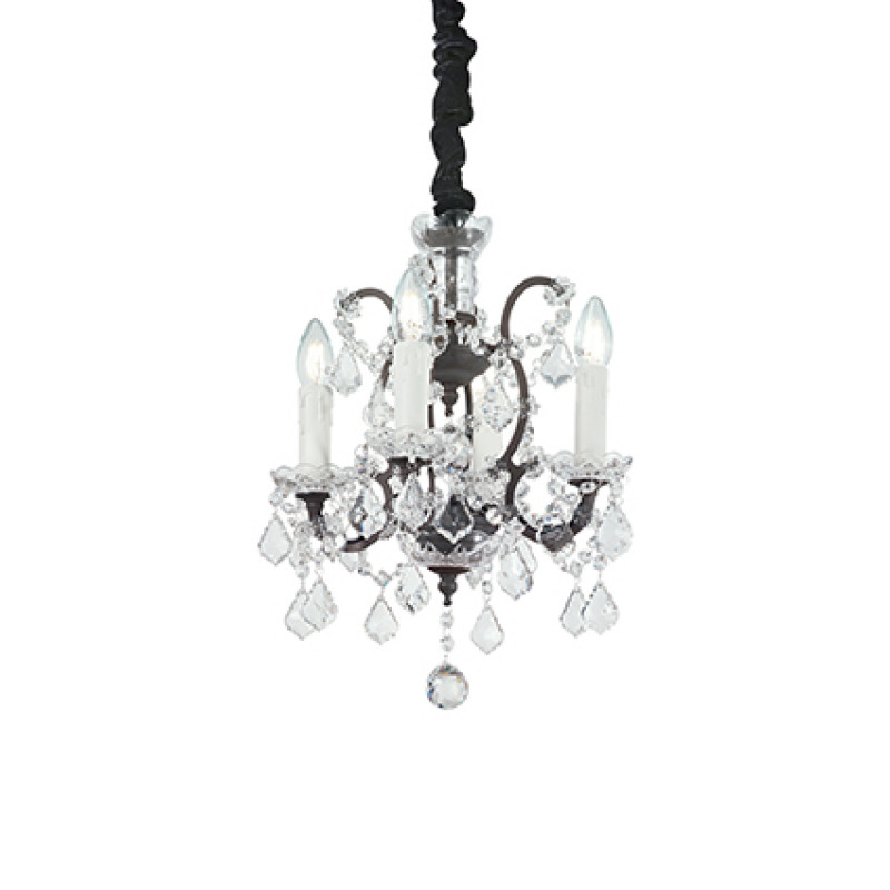 Chandelier LIBERTY SP4 Transparent