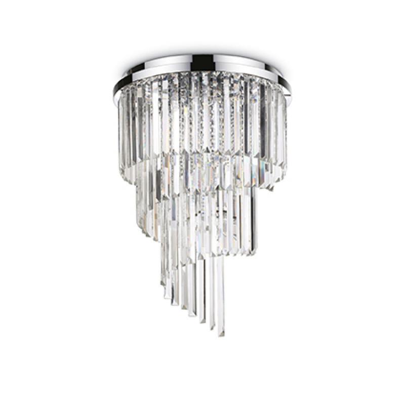 Ceiling lamp CARLTON PL12 Chrome