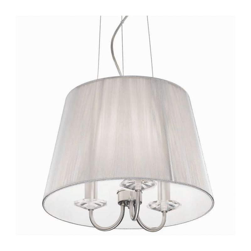 Chandelier ALBA PARIS SP3 Silver