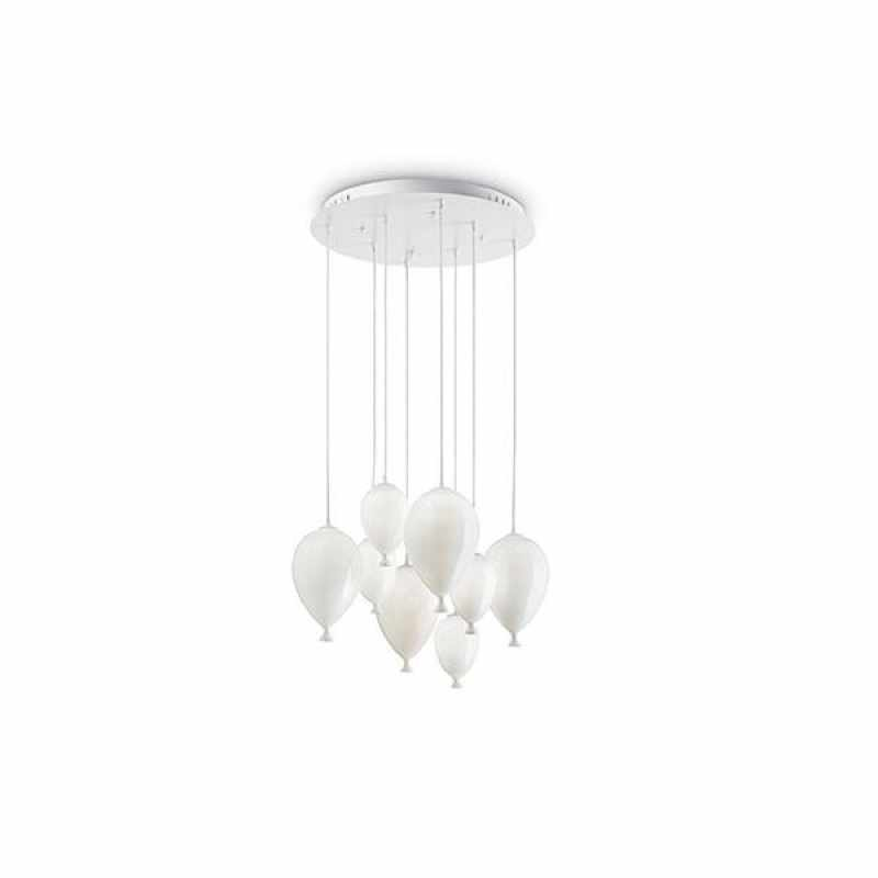 Pendant lamp CLOWN SP8 White