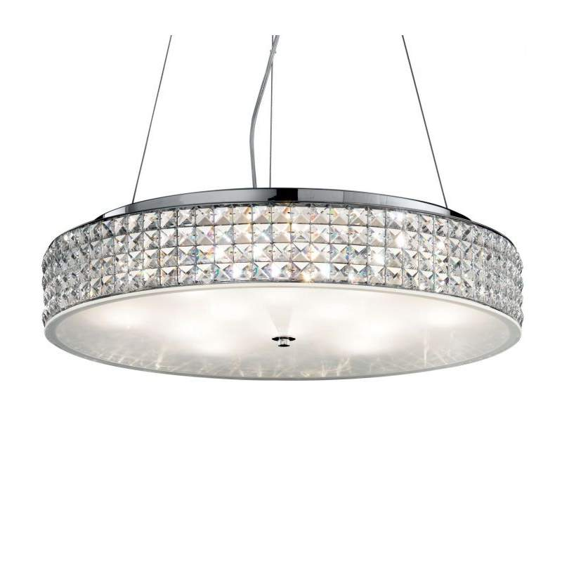 chandeliers ROMA SP12 Chrome