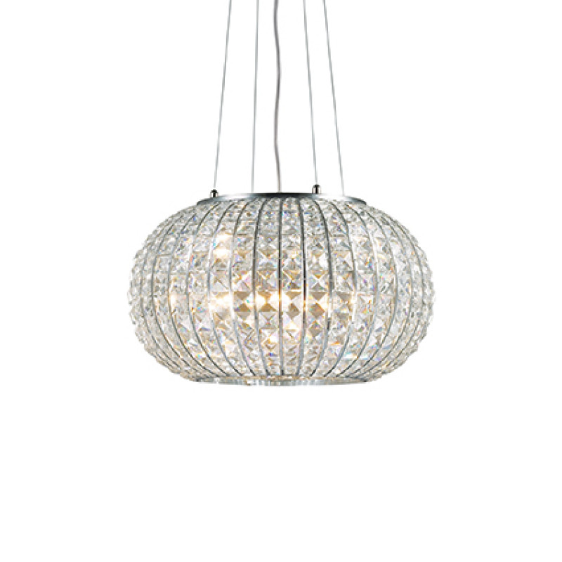 Pendant lamp CALYPSO SP3 Chrome