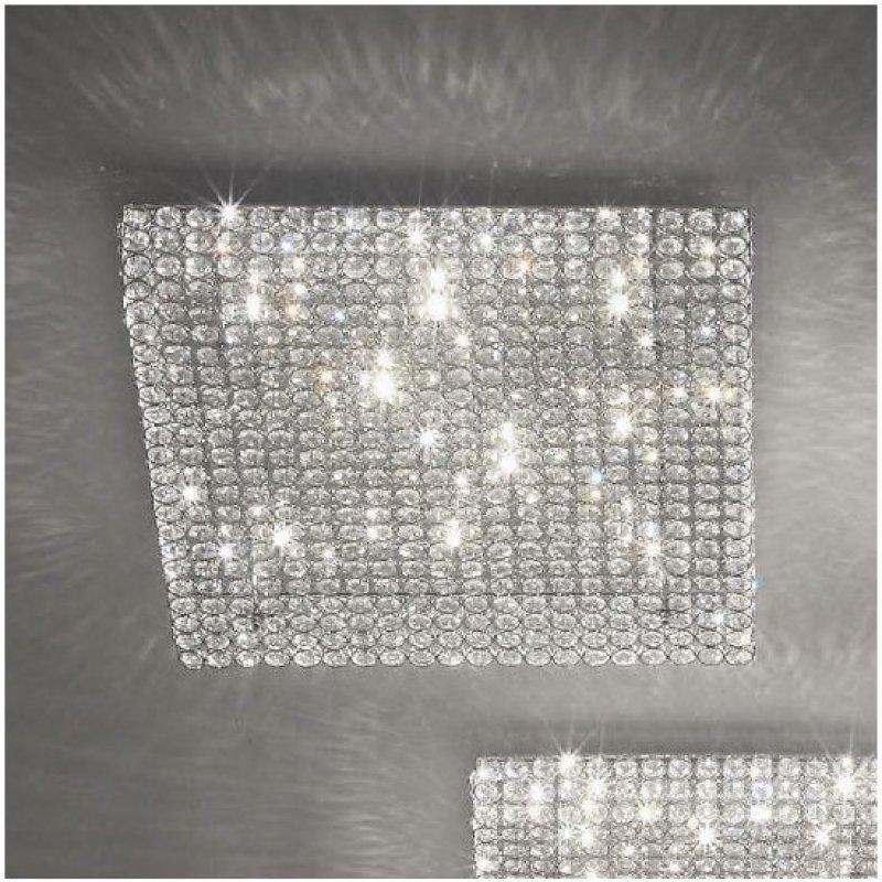Ceiling lamp ADMIRAL PL10 Chrome