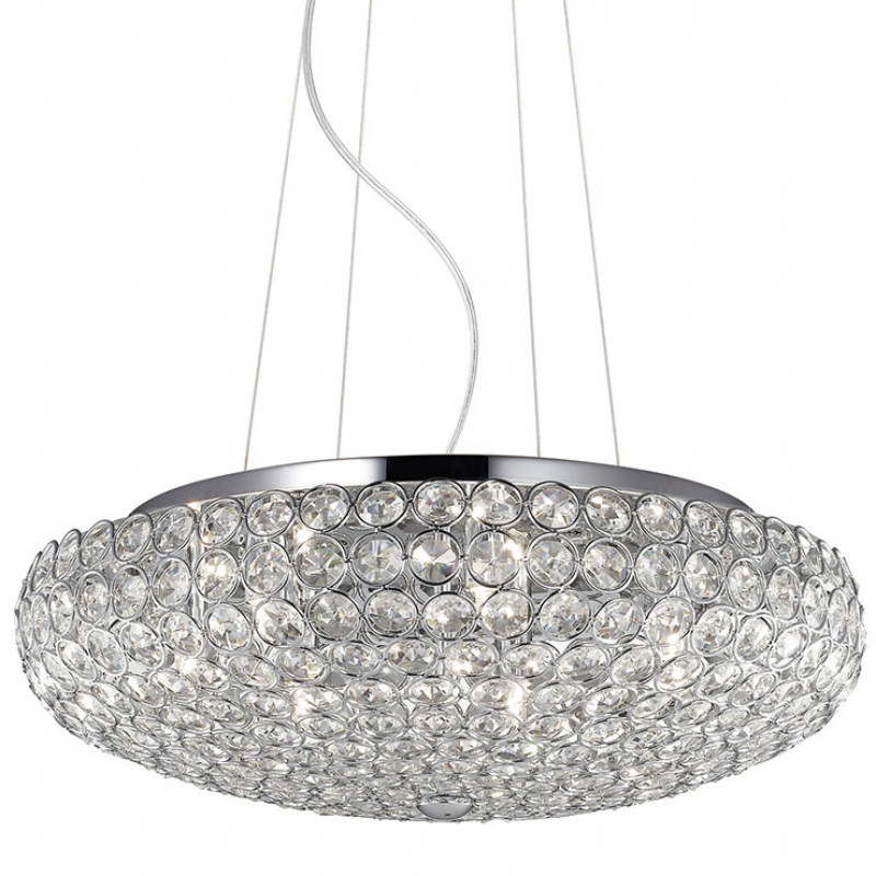 chandeliers KING SP7 Chrome