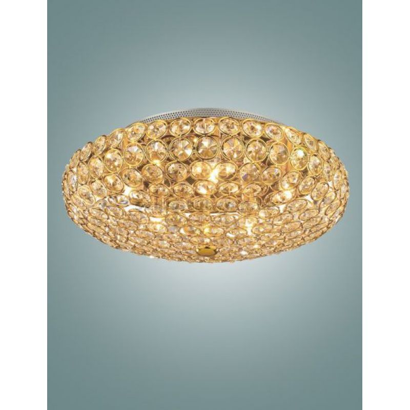 Ceiling lamp KING PL5 Chrome