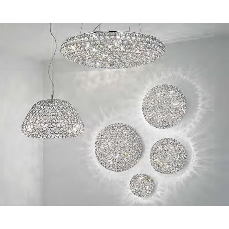 chandeliers KING SP12 Chrome