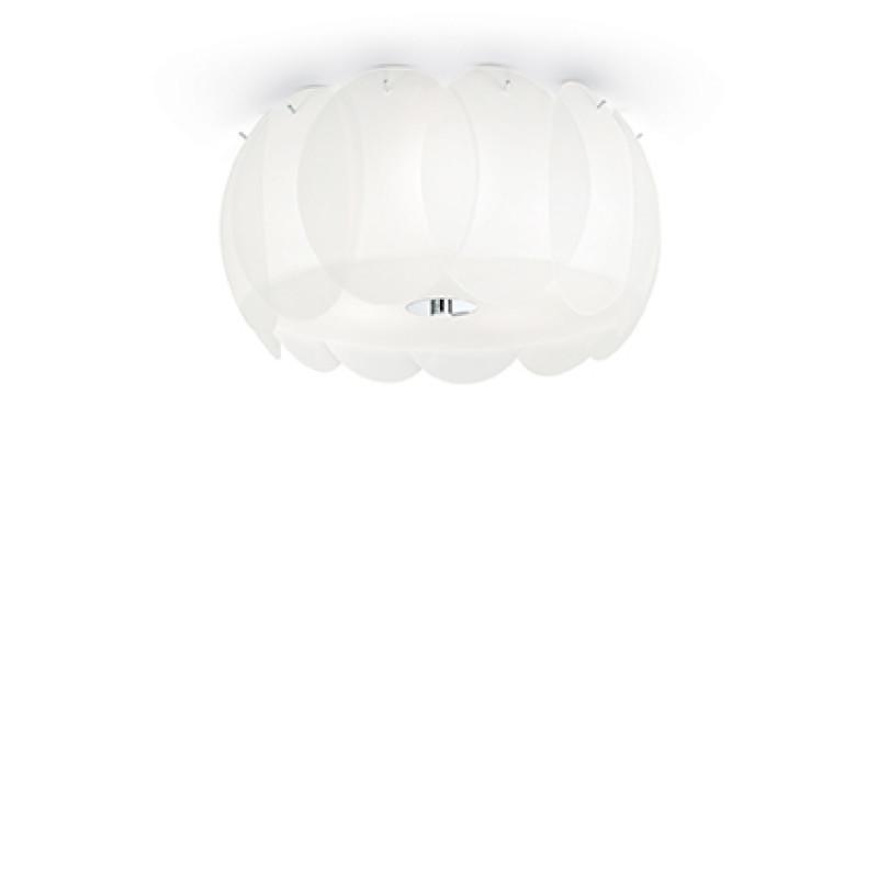 Ceiling lamp OVALINO PL5 White