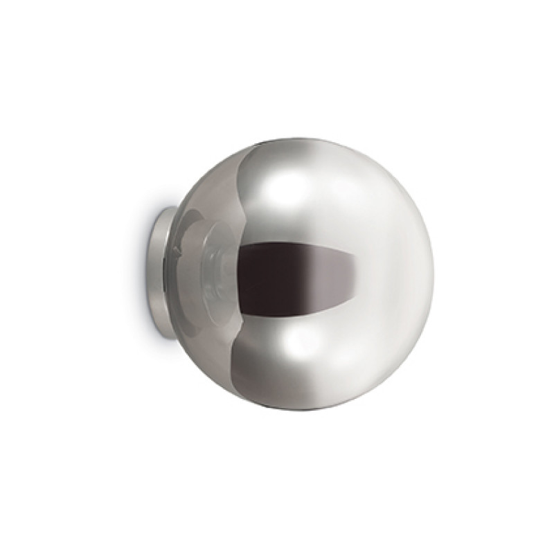 Wall lamp MAPA FADE AP1 D20 Chrome