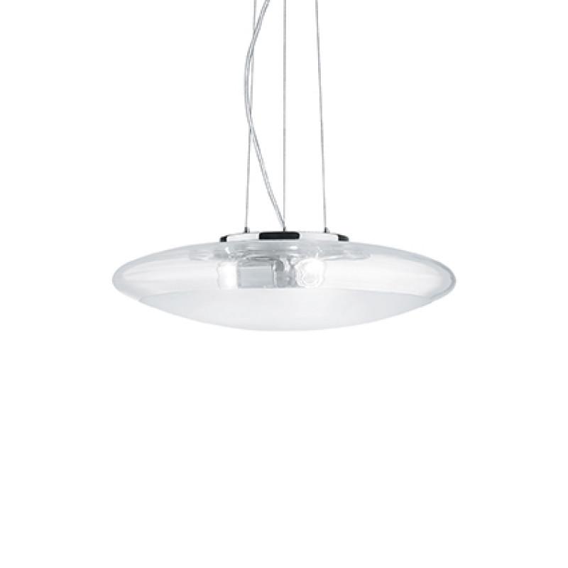 Pendant lamp SMARTIES BIANCO SP3 D40 White