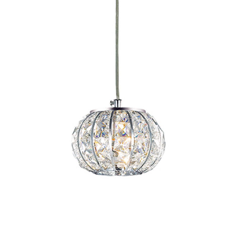 Pendant lamp CALYPSO SP1 Chrome