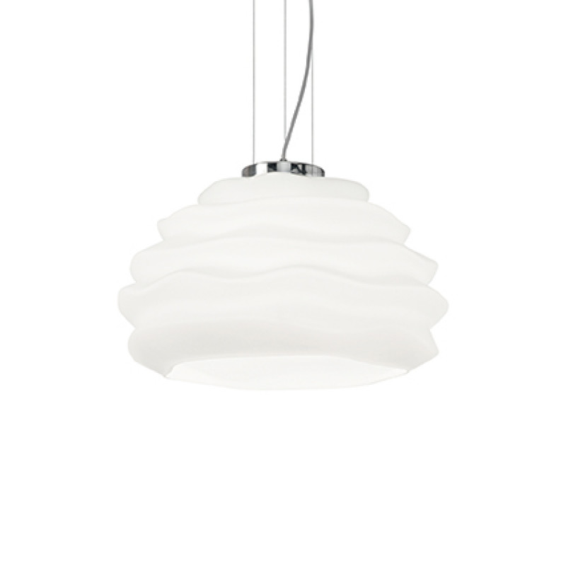 Pendant lamp KARMA SP1 SMALL White