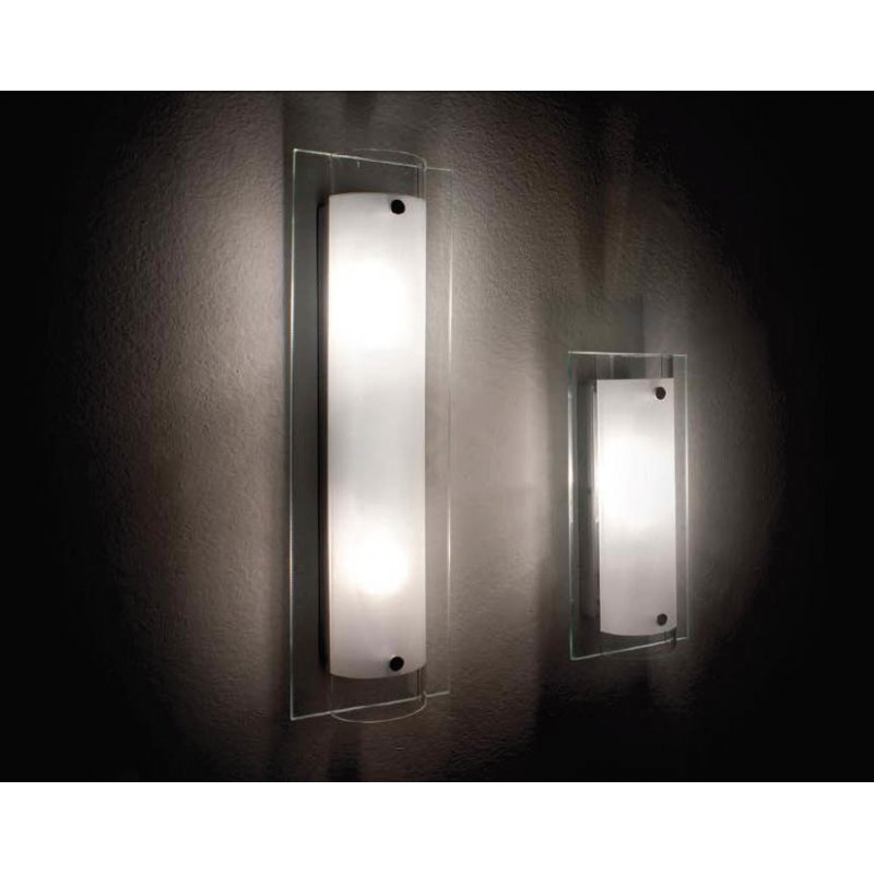 Wall lamp TUDOR AP4 Transparent
