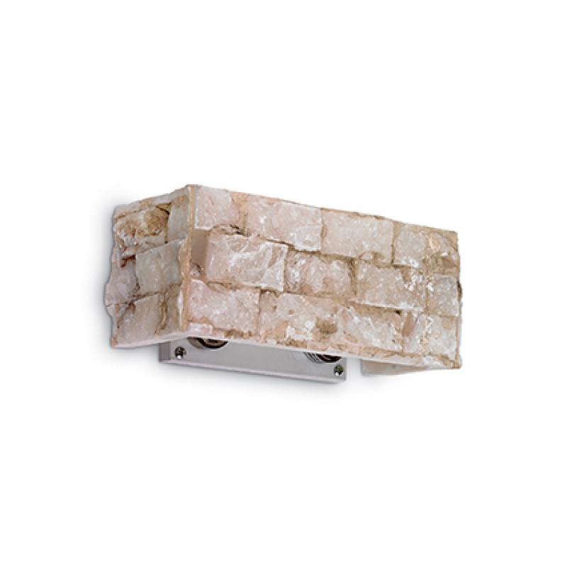 wall lamp CARRARA AP2 Alabaster