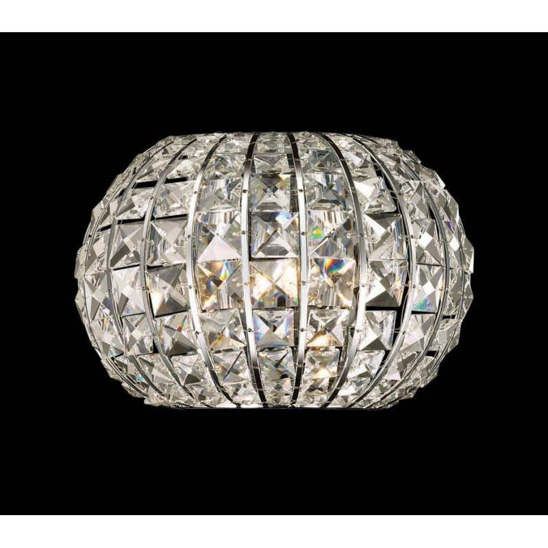 wall lamp CALYPSO AP2 Chrome