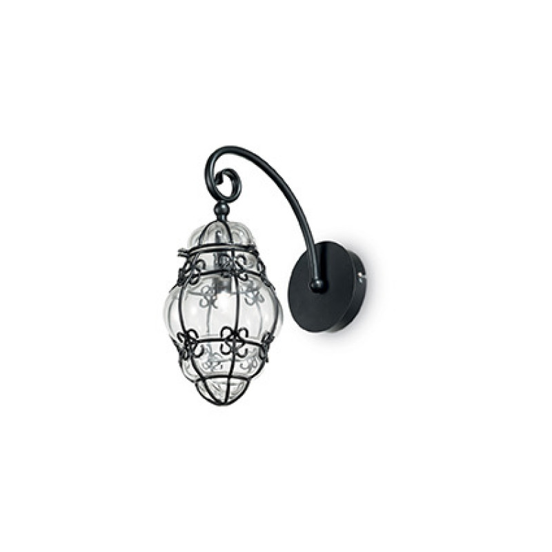 Wall lamp ANFORA AP1 Black