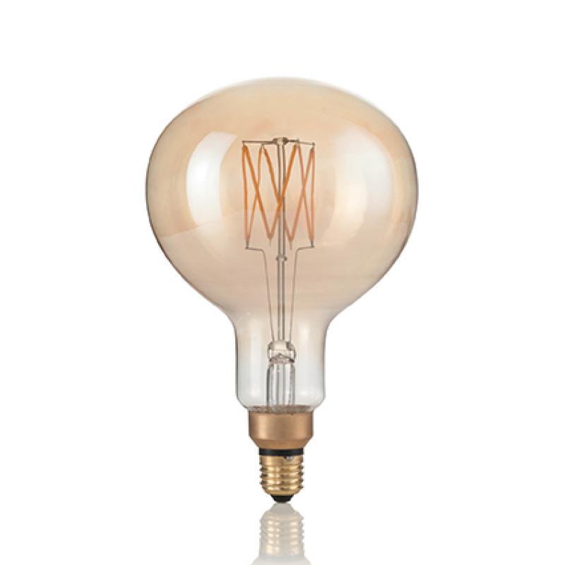 LED Bulb Vintage XL Globo Small E27, Ø 16 cm