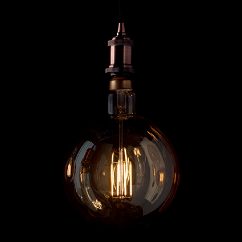 LED Bulb Vintage XL Globo Big E27, Ø 19,5 cm