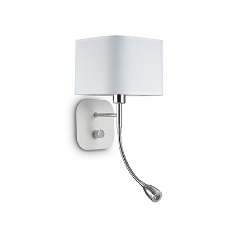 Wall lamp HOLIDAY AP2 White