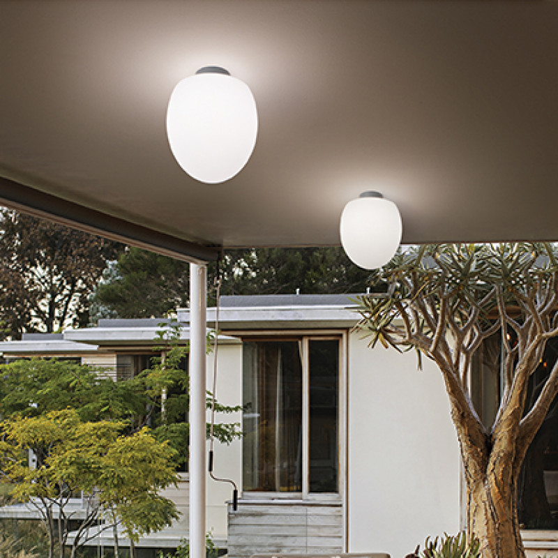 Ceiling - wall lamp CONCERTO PL1 White