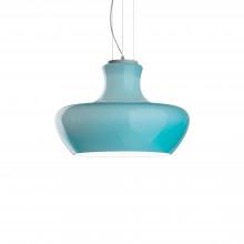 Pendant lamp ALADINO SP1 D30 light blue