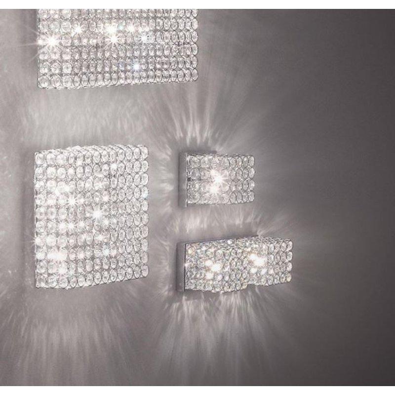 Wall lamp ADMIRAL AP2 Chrome