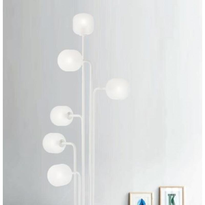 Floor lamp MALLOW PT6 White