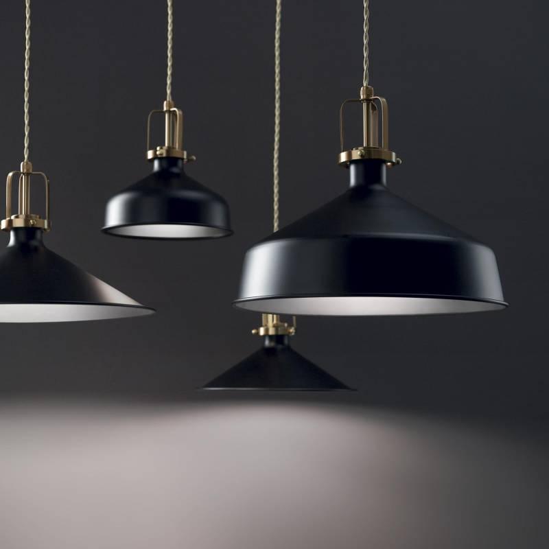 Pendant lamp ERIS-1 SP1 Ø 21 cm