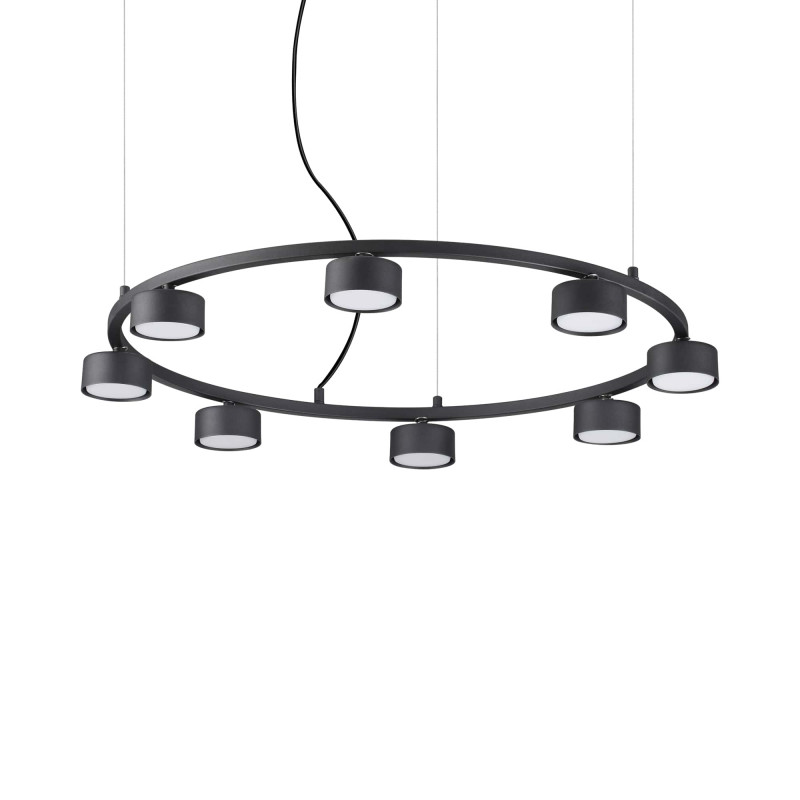 Pendant lamp MINOR ROUND SP8 Ø 76,5 cm