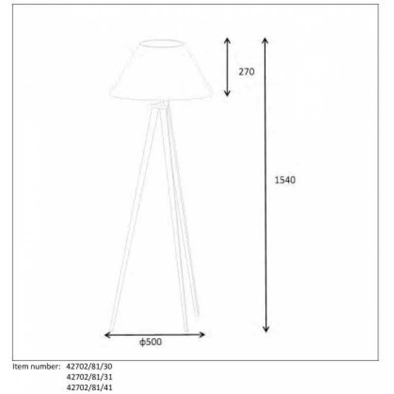 Floor lamp JOLLI