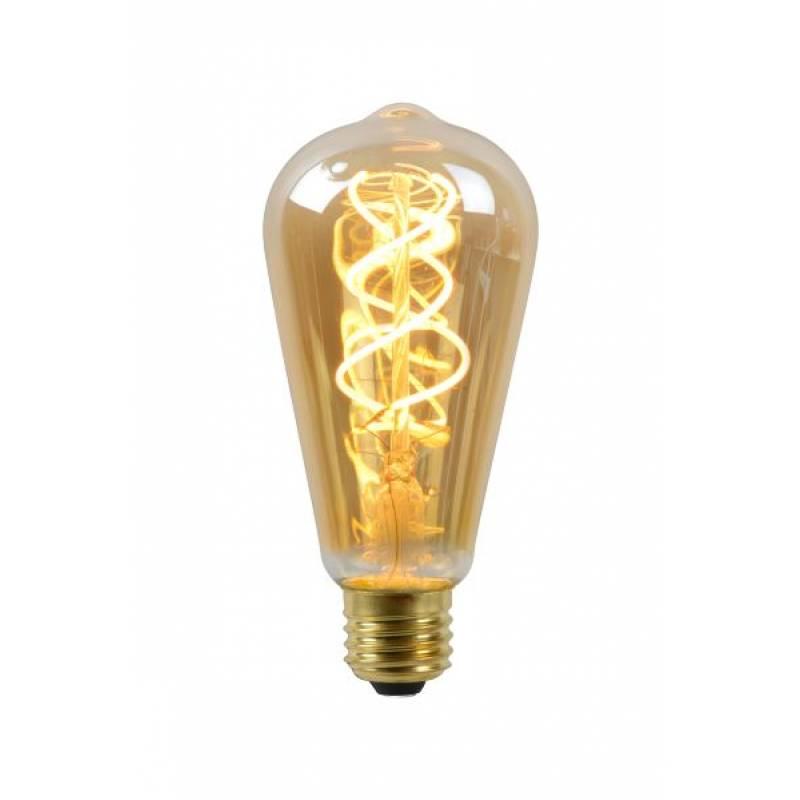 LED Bulb E27, Ø 6,4 cm