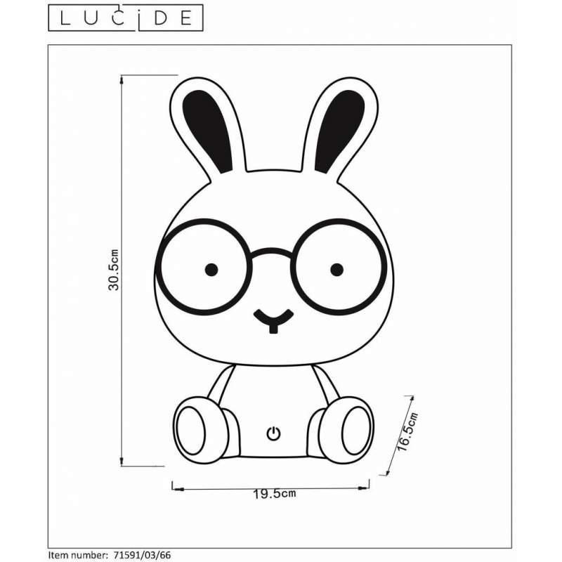 Table lamp DODO Rabbit