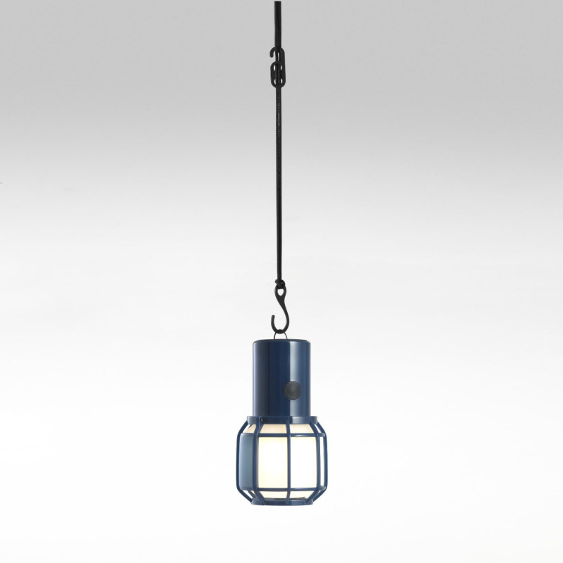 Table lamp Marset Chispa Blue