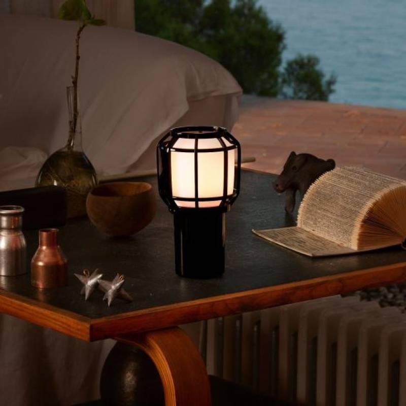 Table lamp Marset Chispa Black