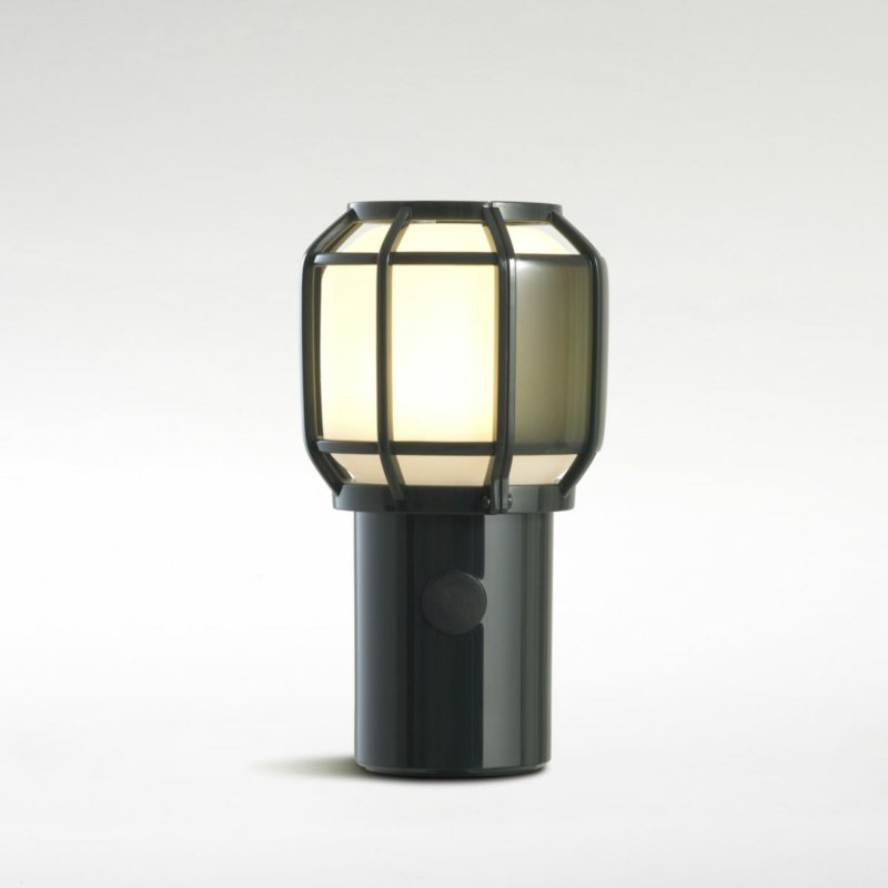 Table lamp Marset Chispa Green