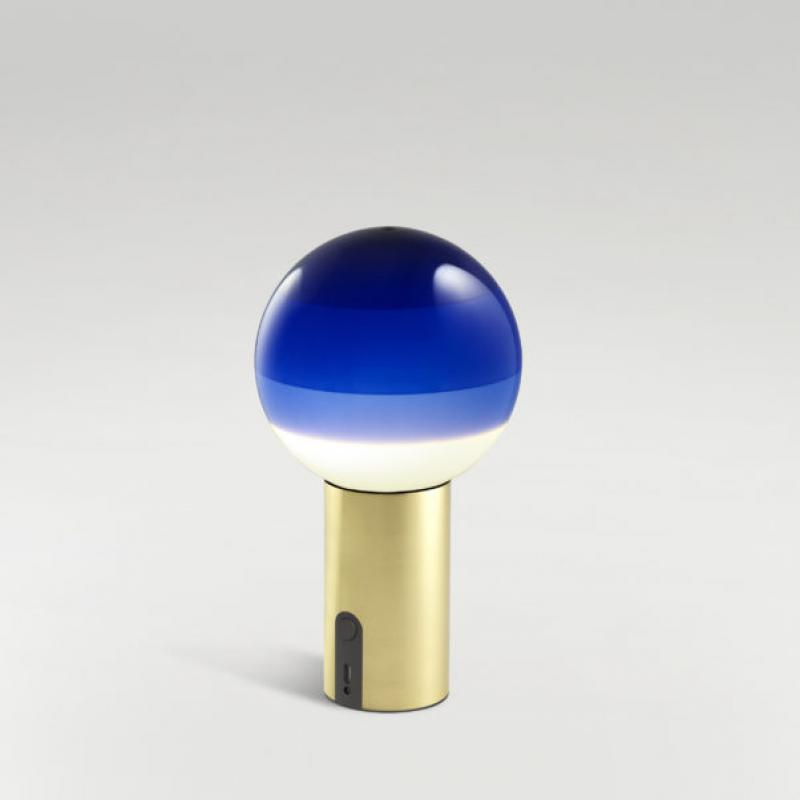 Table Portable Lamp Marset Dipping Light