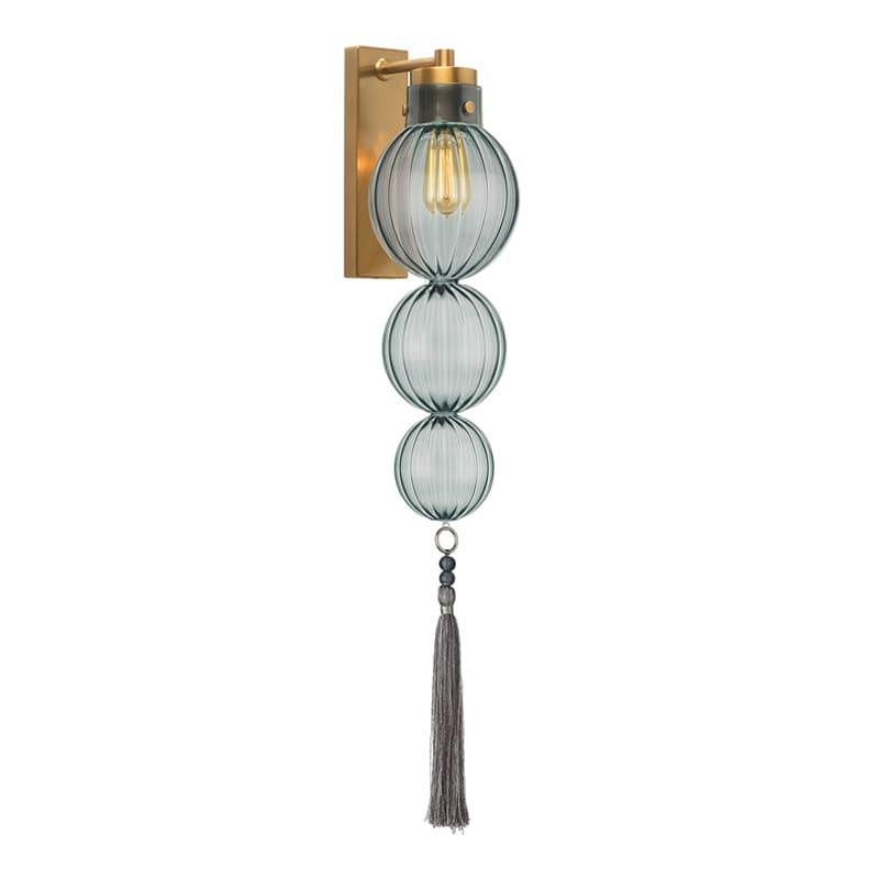 Wall lamp Moroc W1 BLU