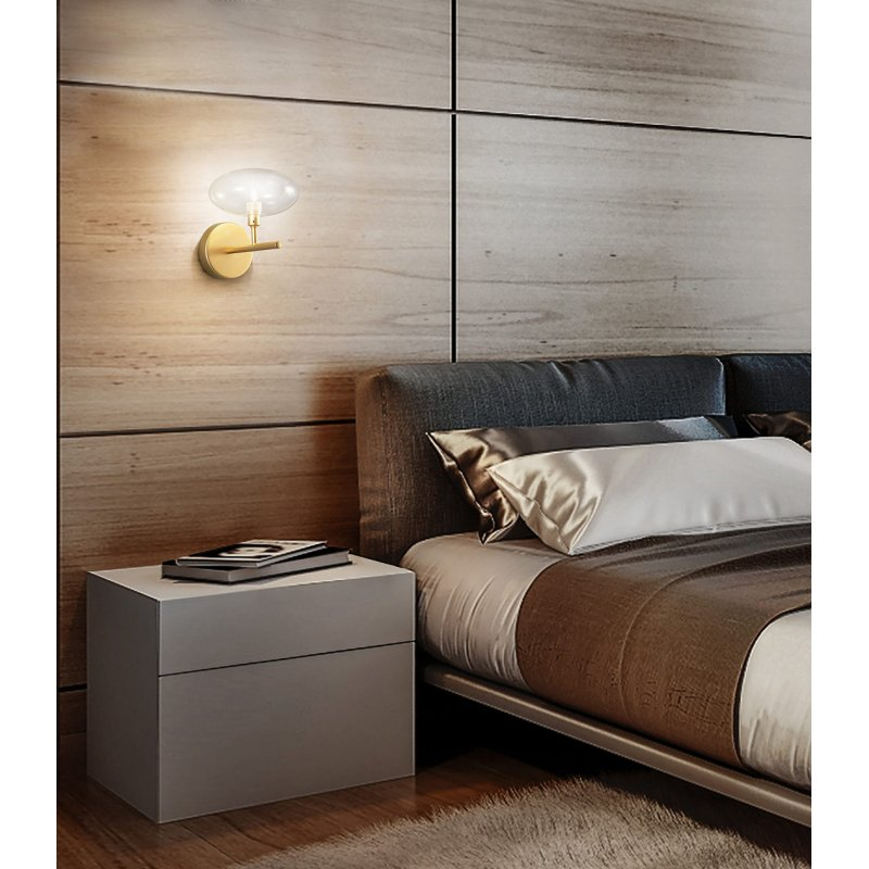 Wall lamp DOLCE Ø 17 cm