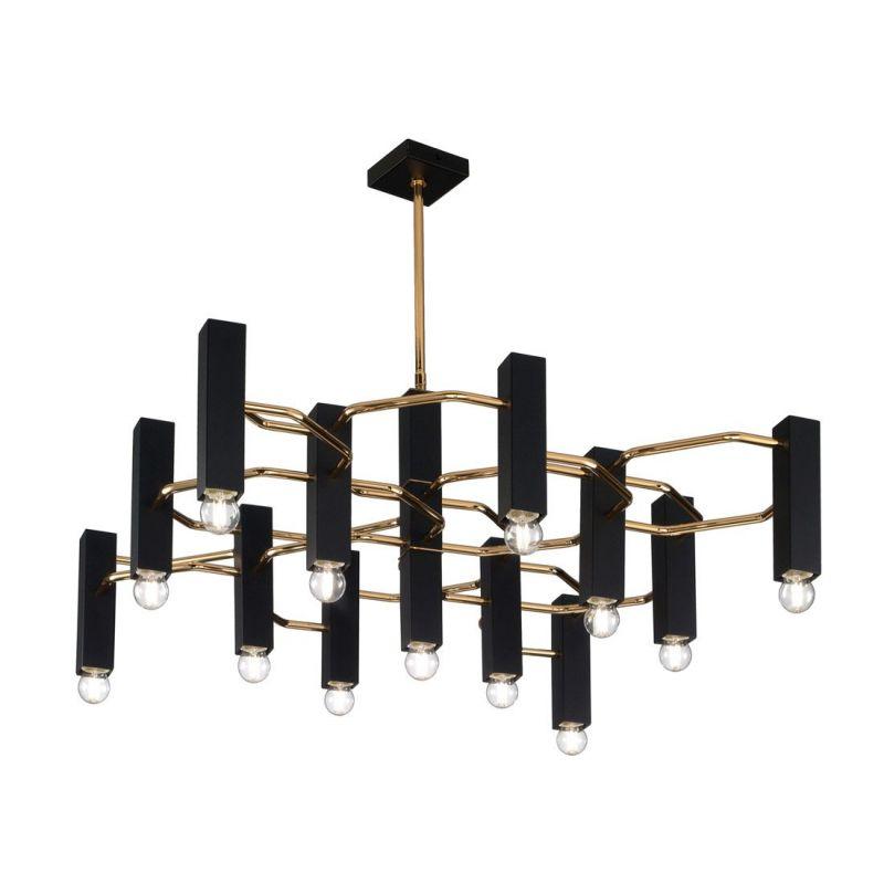 Ceiling lamp RASTER Ø 80 cm