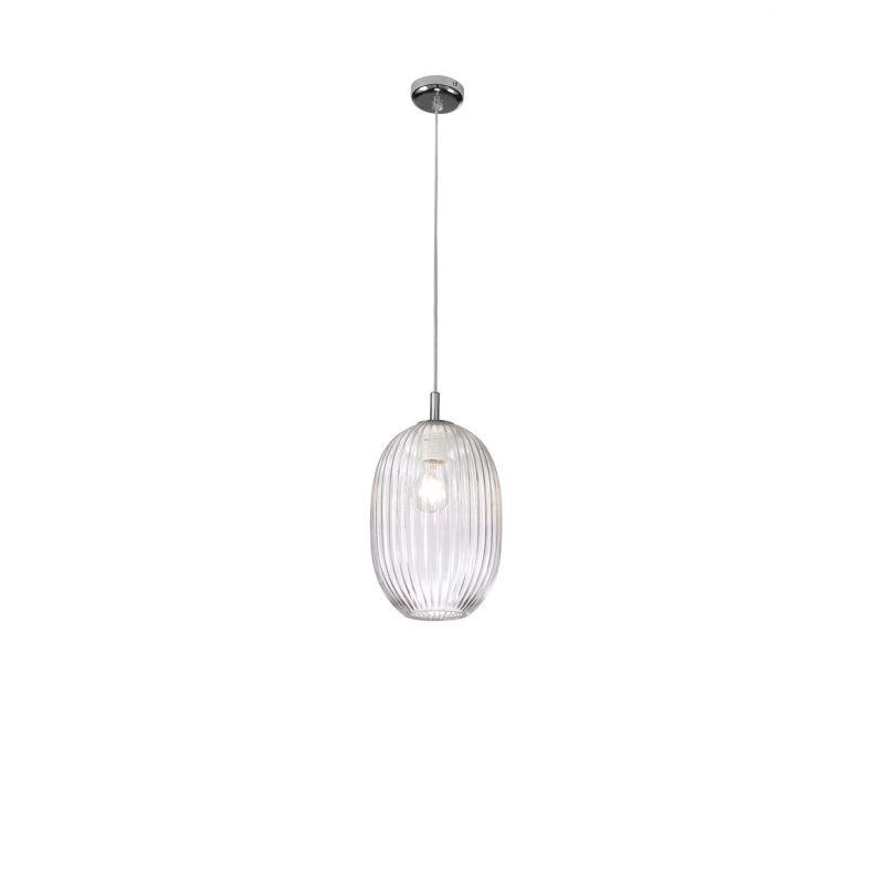 Suspension lamp NEST OVAL Ø 19 cm