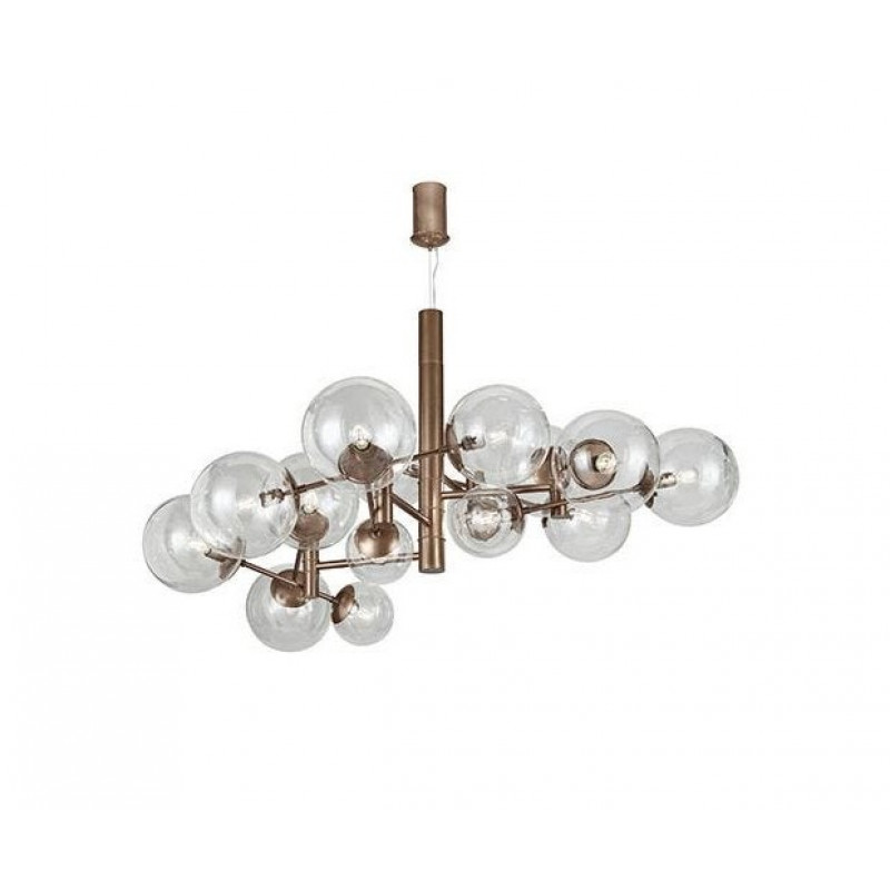 Pendant lamp GLOBAL Ø 150 cm