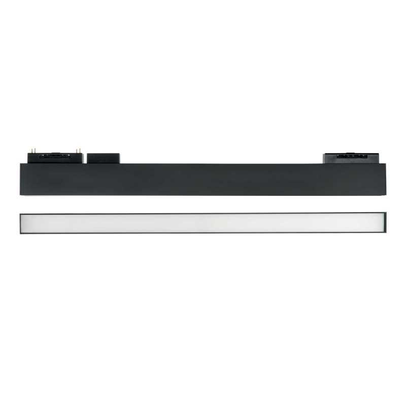 Magnetic lamp Ideal Lux Arca wide