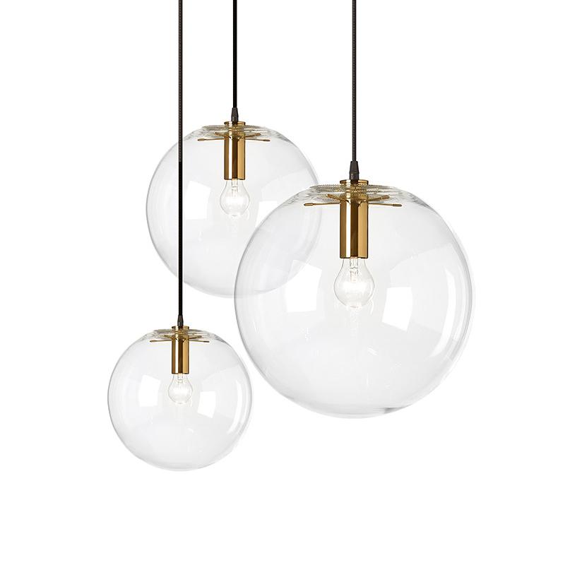 Pendant lamp Bubble P20 GL