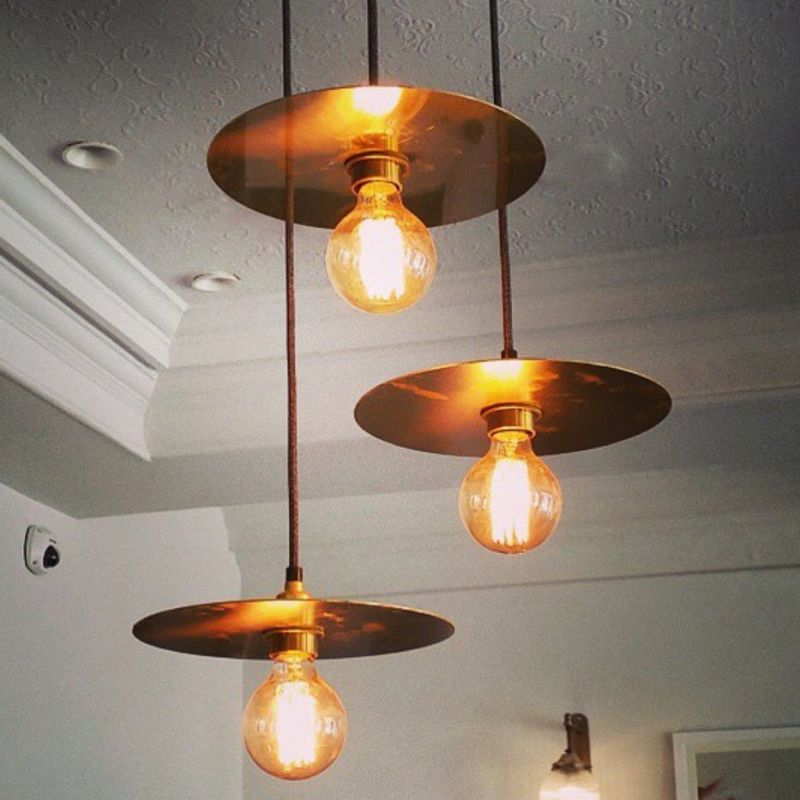 Pendant lamp Disc