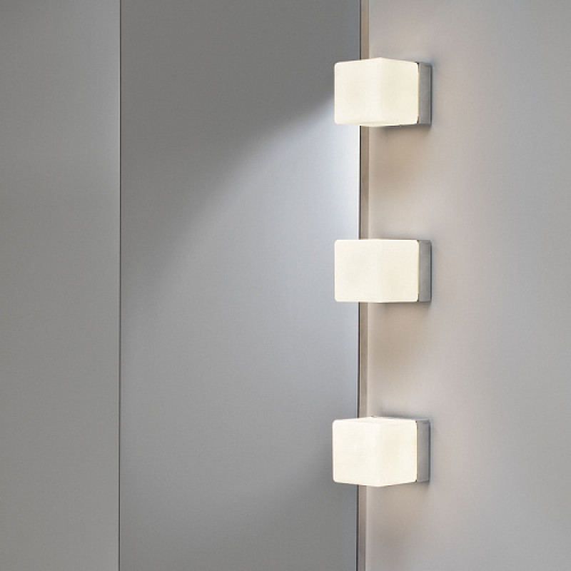 Wall lamp Cube LED